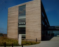 Wattenmeerstation des Alfred-Wegener-Instituts auf Sylt