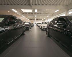 Unsere Produkte in Autohäusern von BMW
