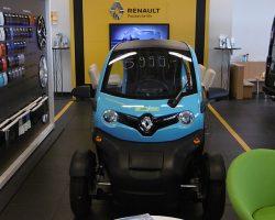 Unsere Fliesen in Autohäusern von Renault