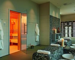 Wellness / Sauna im Hyperion-Hotel Hamburg