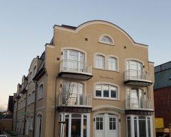 Haus Mateika, Bismarkstraße, Sylt